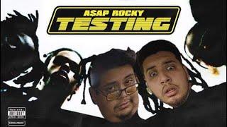 Asap Rockys Debut Album – Meta Morphoz