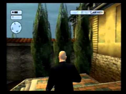 Ps2 Hitman 2 Silent Assassin Mision 1 Youtube