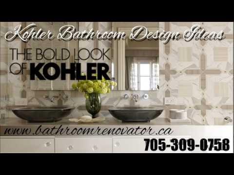Kohler bathroom designs