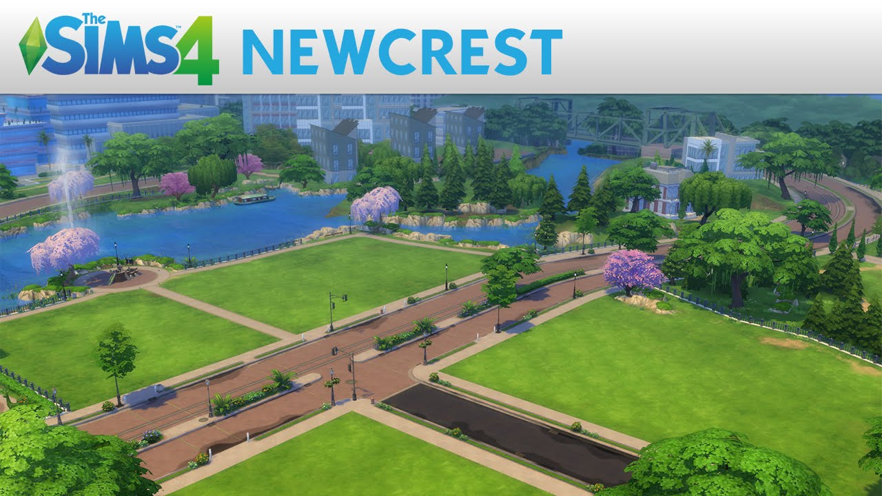 The Sims 4: Newcrest Official Trailer