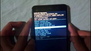 How To Restore Coolpad Note 3 Lite