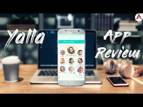 Yalla-Free Voice Chat Rooms Application Review In Urdu/Hindi