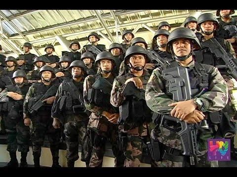 PNP-SAF, hindi maaaring permanenteng magbantay sa New Bilibid Prison