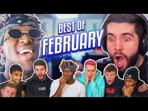 SIDEMEN BEST OF FEBRUARY 2019