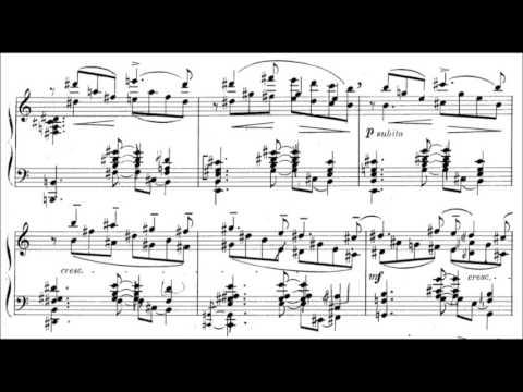 """Camargo Guarnieri - Ponteio No.30 """"Sentido"""" (Guiomar Novaes, piano)"""