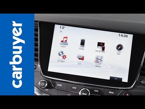 Vauxhall IntelliLink review (Opel IntelliLink): in-car tech supertest
