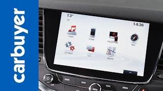 Vauxhall IntelliLink review (Opel IntelliLink): in-car tech supertest
