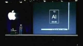 "Macworld San Francisco 2003-PowerBook 17""+12"" Intro (Pt. 1)"
