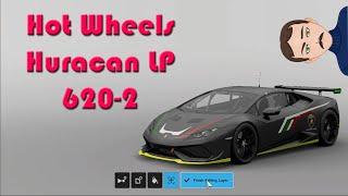 HOT WHEELS HURACAN??? Gran Turismo Sport Lamborghini Huracan LP 620-2 Super Trofeo Livery