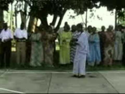 Ku Ngulu Ya Mabwe, Les Exiles De Sion