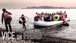 Escape to Europe & Cycle of Terror (VICE on HBO: Season 4, Episode 2) thumbnail