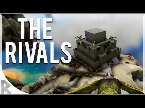 TAKING OUT THE RIVALS! - Ark Survival Evolved (PVP Gameplay S8P10)