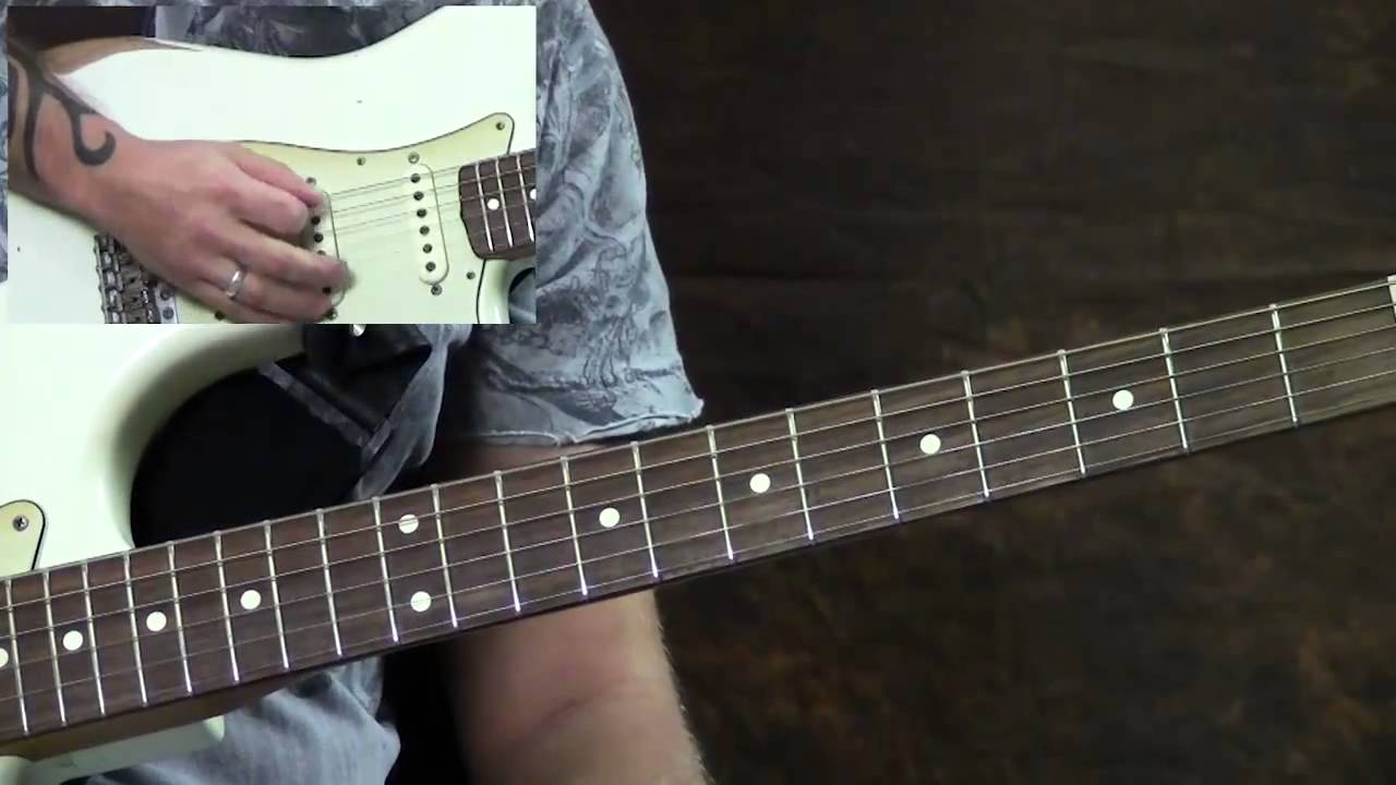 steve stine guitar lesson how to play don 39 t stop believin by journey youtube. Black Bedroom Furniture Sets. Home Design Ideas