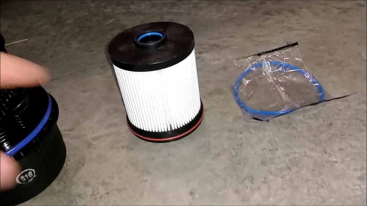 2014 chevy cruze diesel fuel filter change [ 1280 x 720 Pixel ]