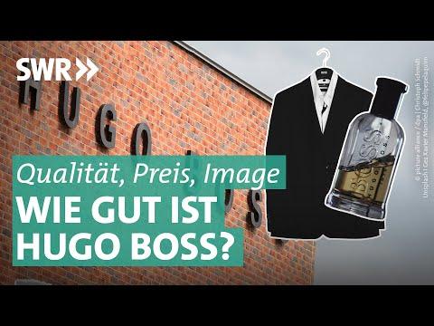 MARKTCHECK checkt Hugo Boss: Wie fair produziert die Edelmarke?