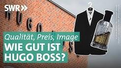 Hugo Boss im Check