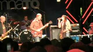 the derek trucks band the weight-part-1- sax