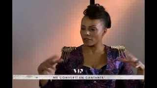 Entrevista con Marie Daulne en Galería VIP