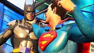 INJUSTICE 2 - Nouvelle Bande Annonce Cinématique (Batman Vs. Superman)