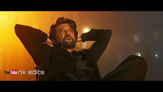 Petta Troll|Viswasam Trailer Mass Dialogue|Othaikku Othai Vaada|NK Edits |