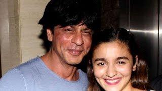 Alia Bhatt Admires Shah Rukh Khan's Passion | Bollywood News