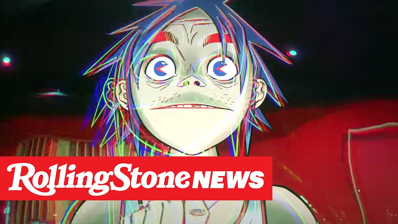 Gorillaz Announce 'Song Machine Live' Virtual Broadcast | RS News 9/18/20