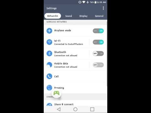 LG G Stylo How to move apps to SD Card ( 6.0 Marshmallow )