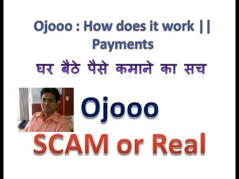 OJOOO SCAM | Real or Scam | Overview Ojooo 2017 | Ojooo does not pay | Ojooo rented referral is scam