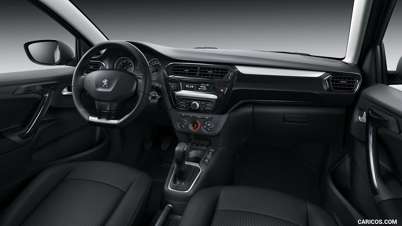 FULL REVIEW = 2017 Peugeot 301 - YouTube
