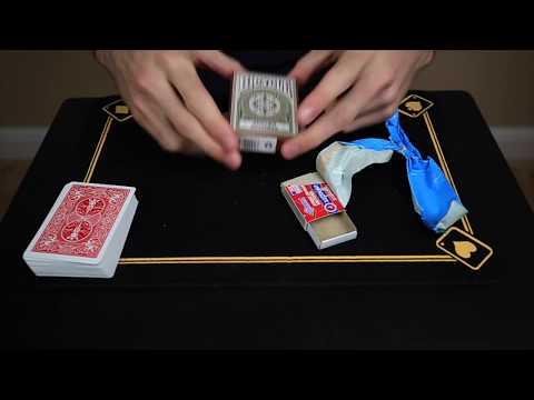 card magic tricks revealed pdf