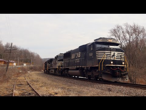 Upstate New York Adventure!! New & Old Locations Produce One Epic Day Of Trains!