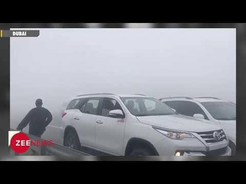22 Injured In 44-vehicle Crash On Abu Dhabi-Dubai Road