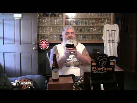 Beer Review # 1685 Dogfish Head Brewing Indian Brown Ale