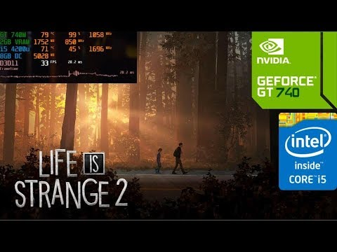 Life is Strange 2 (GT 740M/GT 825M/GT 920M) [Low-Medium] thumbnail