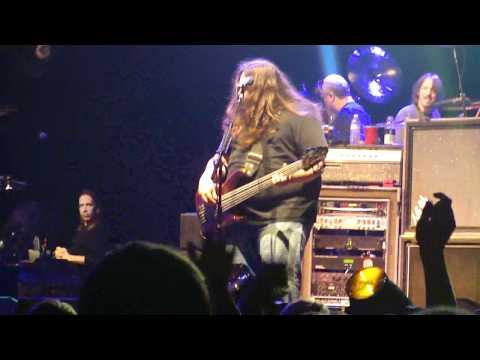 Dave Schools Bass Solo 10/23/10 Las Vegas, NV