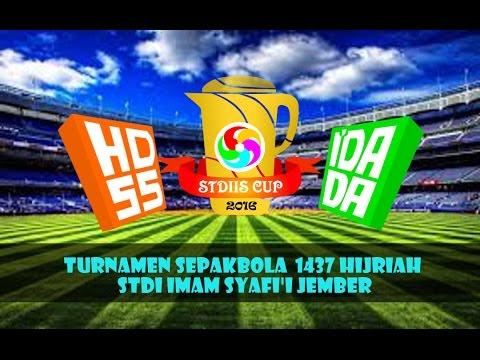 STDIIS CUP 2016 HADITS 5 VS I'DAD A1 - zaen sport - FINAL MATCH
