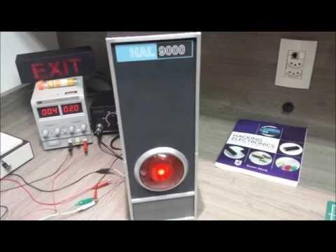 HAL 9000 - Making