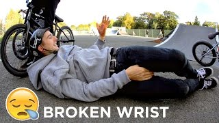 One of boqer123's most viewed videos: How to break your wrist