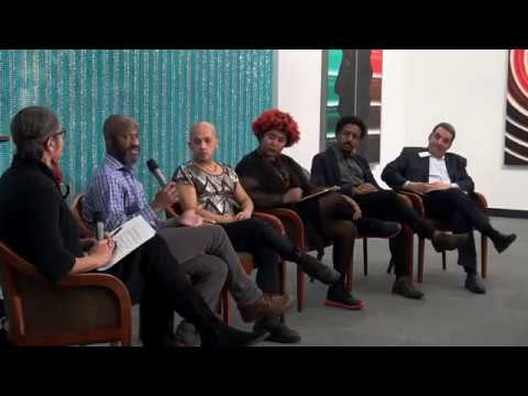 Part 2 - Art AIDS America Chicago Panel  Embracing Equity with performance by Bindu & Ajooni