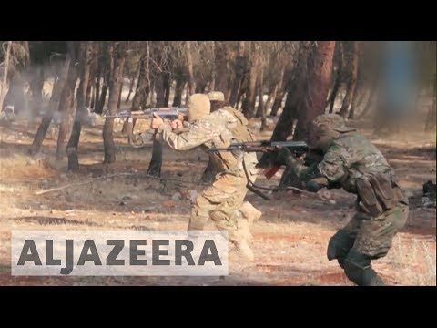 Syrian rebel alliance vows fierce battle after FSA fighters enter Idlib