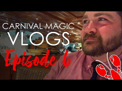 carnival-magic-vlogs:-ep.-6---elegant-night,-lobster-night