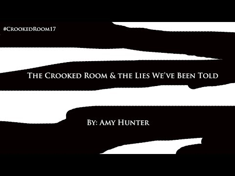 Crooked Room Conference 2017 Keynote, Amy Hunter