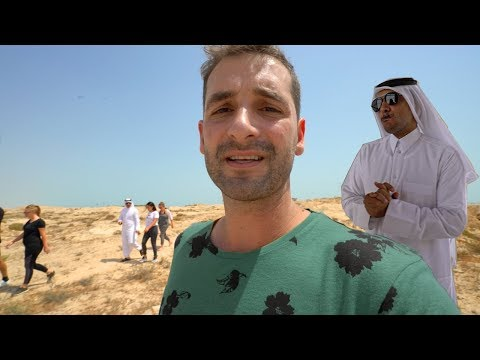 POR QUE  VIEMOS PARA O QATAR?  | Travel and Share | Romulo e Mirella | T4 Ep. 229