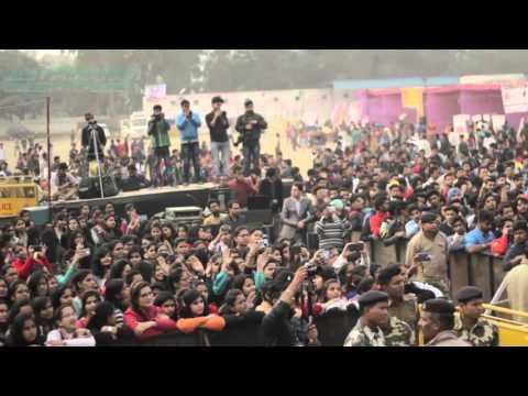 Bombay Bairagi - Jeet Pramanik - Album Pre-launch song (Delhi University Student Union Fest '16)