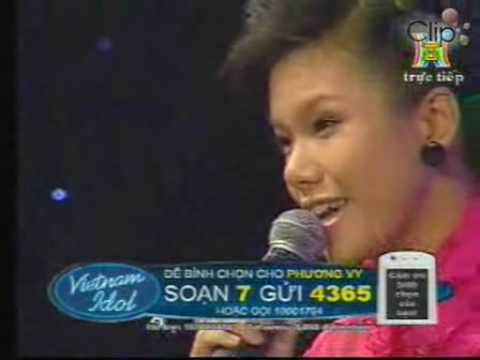 Vietnam Idol 2007 - Top 4(Phuong Vy)