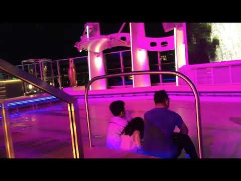 Genting dream Cruise open sky theatre