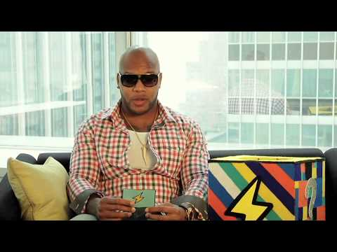 The Magic Box Interview: Flo Rida