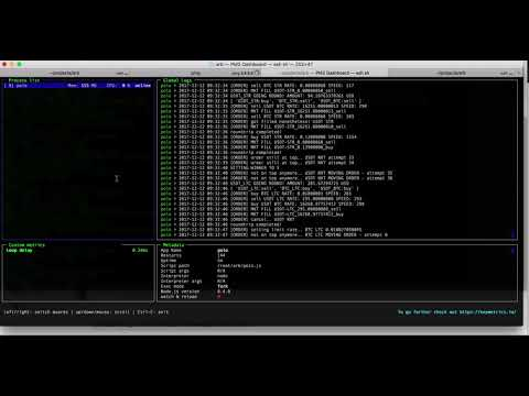AGENT SMITH: Bitcoin Arbitrage Bot On Poloniex