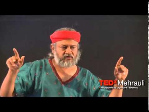 Contemporary Protest Music: Rahul Ram at TEDx Mehrauli