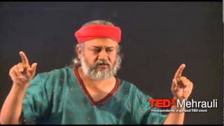 Contemporary Protest Music: Rahul Ram at TEDx Mehrauli
